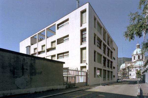 Casa del fascio giuseppe terragni como maarc for Giuseppe terragni casa del fascio